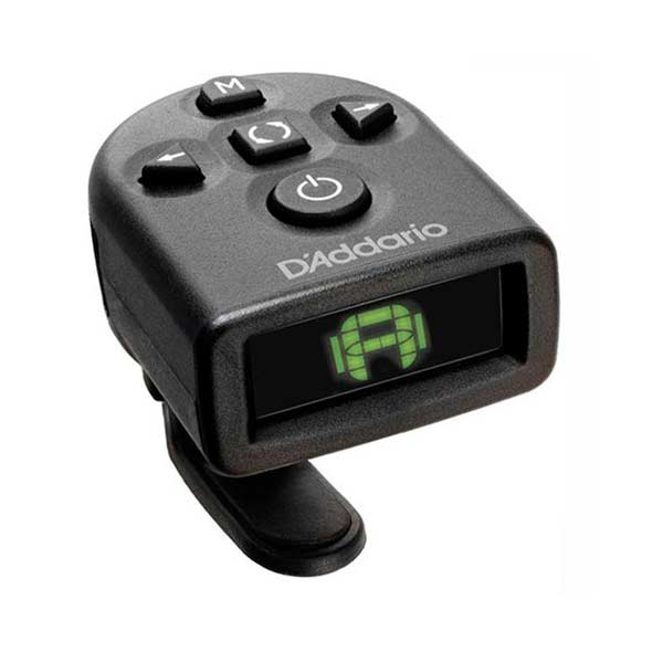 D'Addario Clip On Tuner