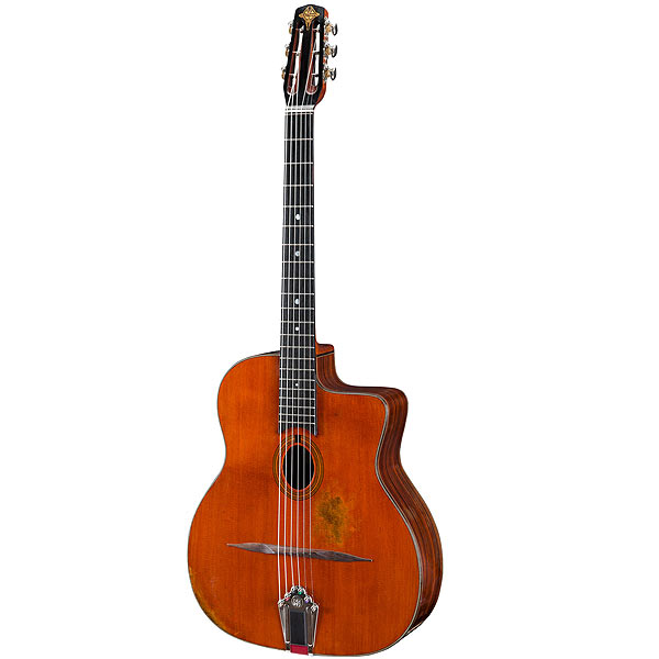 Eastman DM2 Gypsy Jazz