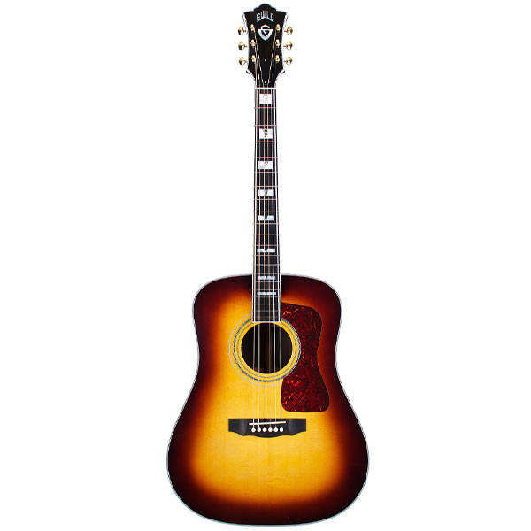 Guild D 55 Antique Sunburst