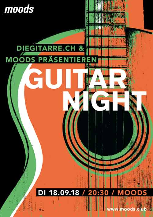 Guitar Night 2018