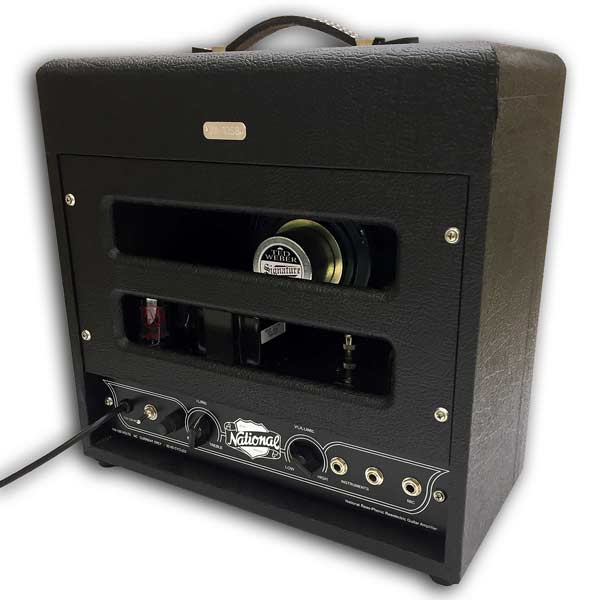 National No. 500 Amplifier