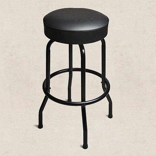Taylor Deluxe Bar Stool Black 30